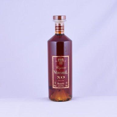 Cognac XO vermeil - Maison Roussille