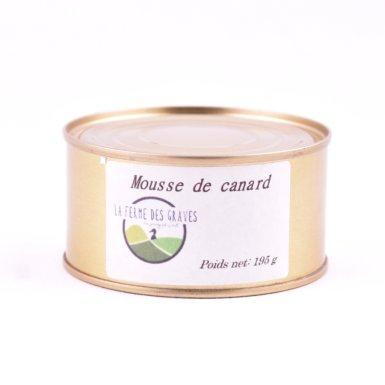 Mousse de foie gras - Ferme des Graves