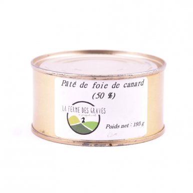 Pâté de foie gras - Ferme des Graves