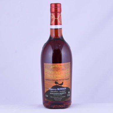 Pineau des Charentes rouge - Thierry Bonnin