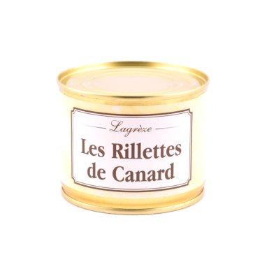 Rillettes de canard - Conserverie Lagrèze