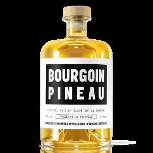Pineau des Charentes, élevage oxydatif, 17%vol.