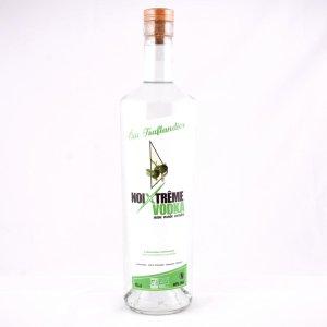 Vodka aux noix vertes bio