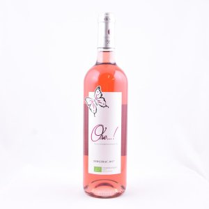 Ose… ! AOC Bergerac rosé 2019 – vin biologique