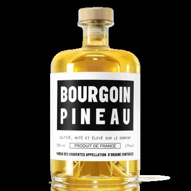 Pineau des Charentes, élevage oxydatif, 17%vol. - Bourgoin Cognac