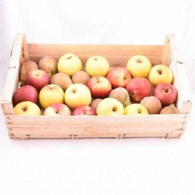 Panier 100% fruits - Cueillette des Garcin