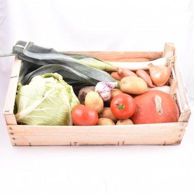 Panier 100% légumes - Cueillette des Garcin