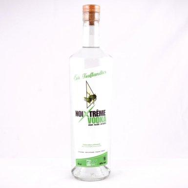 Vodka aux noix vertes bio - La Franquette
