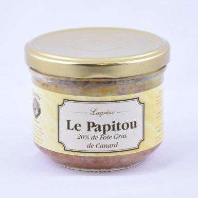 Papitou - Conserverie Lagrèze