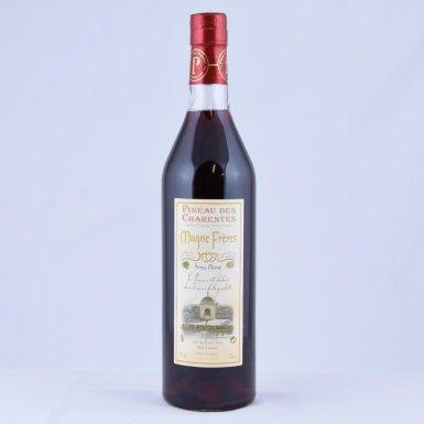 Pineau des Charentes rosé - Magne frères