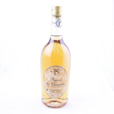 Pineau des Charentes blanc - Cognac Sébastien Maudet