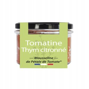 TOMATINE THYM CITRONNÉ - POT 120 G