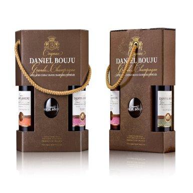 COFFRET DEGUSTATION - Cognac Daniel Bouju