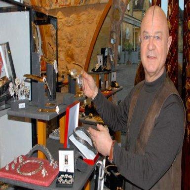 Charles Duret, sculpteur de bijoux