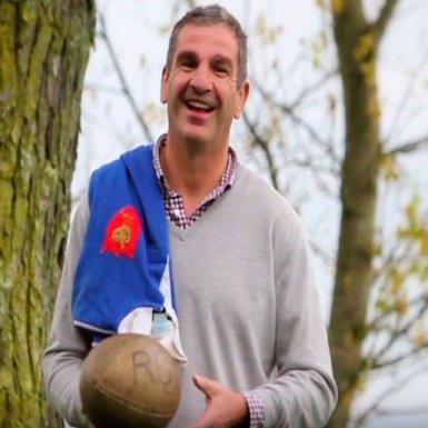 Dominique Erbani, joueur français de rugby à XV