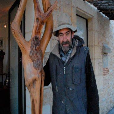 Olivier Legay, sculpteur sur bois G