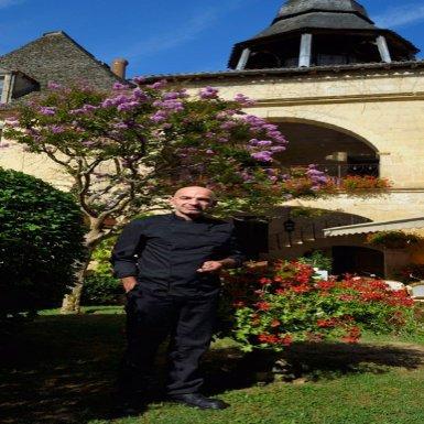 Le chef du Présidial, Patrick Lavergne, concocte une cuisine périgourdine de haute volée d