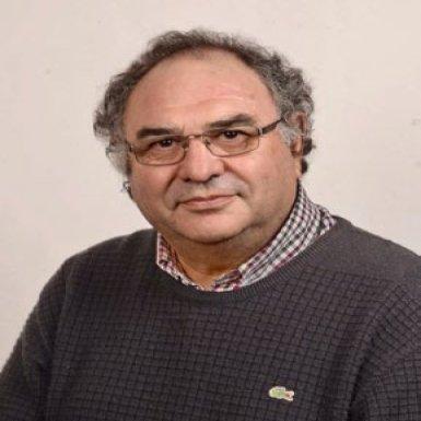 Francis Lasfargue, conseiller municipal, délégué au patrimoine
